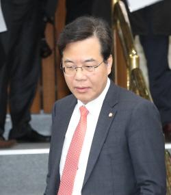 """송언석 """"文정부, 유리한 경제지표 전 정부부터 이어진 것"""""""