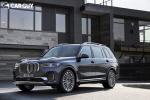 BMW 대형 SUV X7, 3시리즈 공개