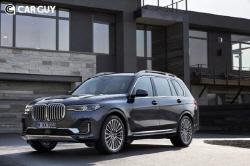진짜 물건이 나온다 BMW 대형 SUV X7, 3시리즈 공개