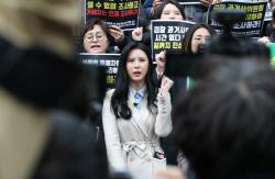 """윤지오 """"故 장자연, 성상납 절대 아냐…2차 가해 반성해야"""""""