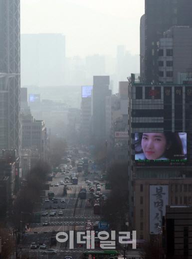 국민 체감 안전도 늘었으나 미세먼지·환경 불안 '껑충'