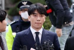 """승리 """"난 일개 연예인, 정치 프레임 너무 무섭다"""""""