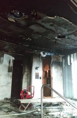 영종 파라다이스호텔 불…투숙객·카지노 이용객 282명 대피