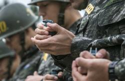 수류탄 투척 훈련도 못한 60만 장병들… 3년 반만에 훈련 재개