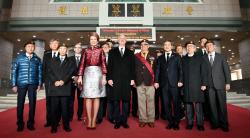 벨기에 필립 국왕 내외, 전쟁기념관 찾아