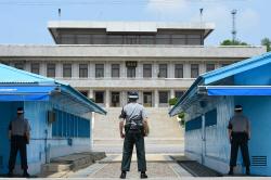 """유엔사 """"JSA 남측 지역서만 관광 재개…자유왕래는 아직"""""""