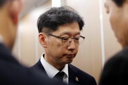 """'안인득 진주 방화·살인'에 김경수 """"입 열개라도 할 말 없어"""""""