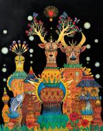 [e갤러리] 카리스마, 그들이 나섰다…이 존 '하모니5'