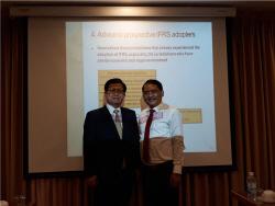 회계기준원, 베트남 재무부 방문…IFRS 도입 사례 전수