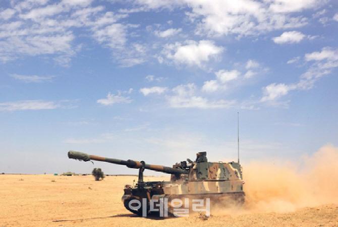 """""""수출 확대 위해 K9 자주포 후속모델 조기 전력화 필요"""""""