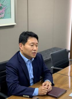 """[코스닥人]김웅 TS 대표 """"VC 장기호황 진입…블록체인 투자 확대"""""""