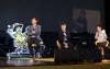 유시민·강원국, 토크 콘서트서 '함박 웃음'