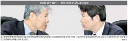 """""""일 안하는 공무원 靑이 자초""""…낙하산 타고 온 낙제점 장관"""