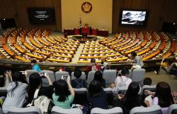 관료가 '개혁 대상'? 일하지 않는 국회는 '심판 대상'