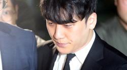 """승리, 뒤늦게 성매매 인정 """"연예인이라 차마.."""""""