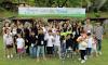 하이트진로, 순직 소방관 가족 위한 '아름다운 동행, 힐링캠프'