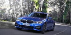 버튼 잔뜩 늘어난 BMW 3시리즈 G20..크리스 뱅글 혁...