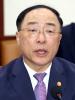 추경안 한달째 표류…국회에 발목 잡힌 홍남기號