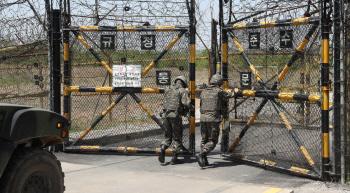 'DMZ 평화의 길' 철원구간 개방