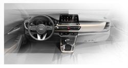 기아차, 하이클래스 소형 SUV 렌더링 이미지 공개