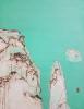 [e갤러리] 태우고 그을려 뼈와 재로 남긴 산…정서인 '골산 3'