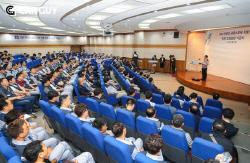 한국지엠, 글로벌 제품 생산 위한 창원 도장공장 착공식 개최
