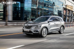 중형 가솔린 SUV 판매 1위 르노삼성 QM6 GDe..4만대...