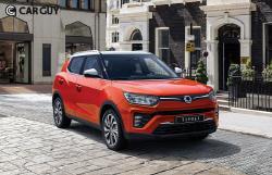 티볼리 4년 연속 가솔린 SUV 판매 1위, 한층 강력해진 엔진 얹고 도약