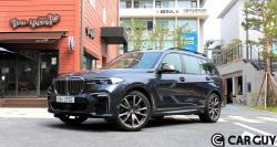 BMW가 아니라 롤스로이스..한없이 부드러운 X7 M50d