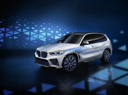 BMW, 프랑크푸르트 모터쇼서 'BMW i 하이드로젠 넥...