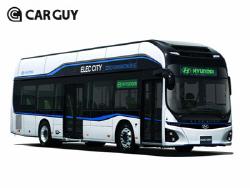 현대차, 전기버스 전용 원격 관제 시스템...