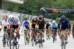 벤츠 코리아 '기브 앤 바이크' 기부 자전거 대회 성료