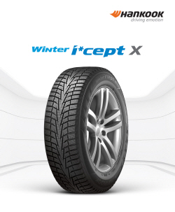 한국타이어, 겨울용 SUV타이어 '윈터 아이셉트X' ...