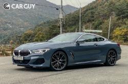 왜 부자 아빠는 GT카를 탈까..부활한 BMW 8시리즈