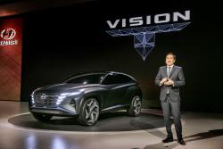 현대차, SUV·고성능 콘셉트카 세계 최초 공개-LA오토쇼...
