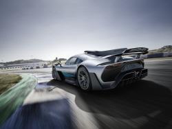 F1 심장 품은 AMG '프로젝트 원', 2021년 출시된다…'모든 문제 해결'