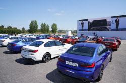 코로나19가 바꾼 BMW 뉴 5·6시리즈 신차 데뷔전(종합)