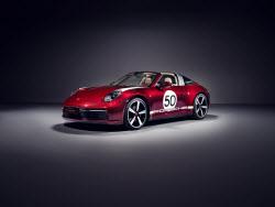 포르쉐 '911 타르가 4S헤리티지 디자인 에디션' 공개