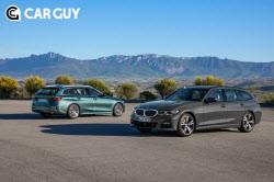 BMW, 왜건모델 '뉴 3시리즈 투어링 출시'