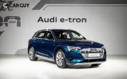 아우디 e-트론, 세계 대형 전기 SUV 시장에서 최다 판매등극