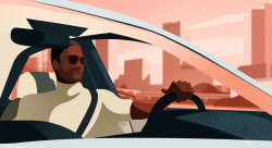 롤스로이스, 신형 고스트 개발 이야기 담은 `두 번째` 애니메이션 공개...