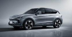 중국 BAIC, SK이노 배터리 단 SUV 아크폭스 '알파-T'