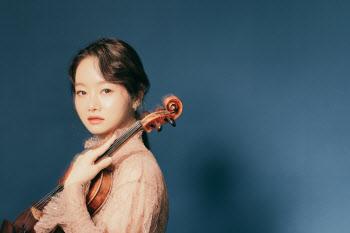 바이올리니스트 김봄소리, 2년 만에 '국내 리사이틀'