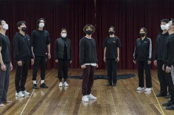 서울시극단 '정의의 사람들', 23일 개막 앞두고 연습 공개