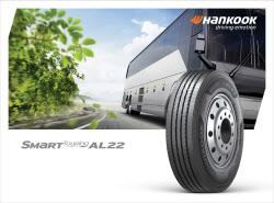 한국타이어, 고속버스·시외버스 전용 타이어 '스마트 투어링 AL22' 출시