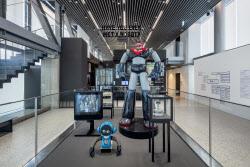 현대차, `헬로 로봇, 인간과 기계 그리고 디자인` 展 개최