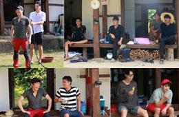 tvN `��ü���`, �ѿ��� �Կ�