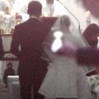 비♥김태희, 결혼식