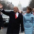 美 트럼프 대통령 취임식