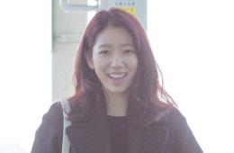 박신혜, 프랑스 파리 출국